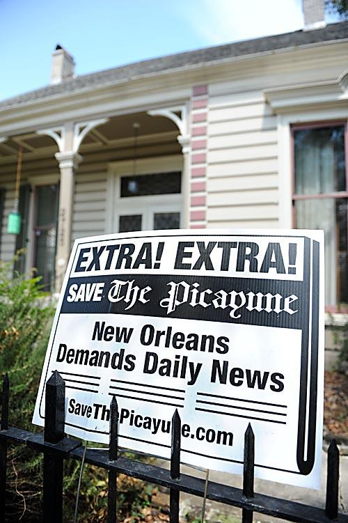 TIMES PICAYUNE - EXTRA EXTRA