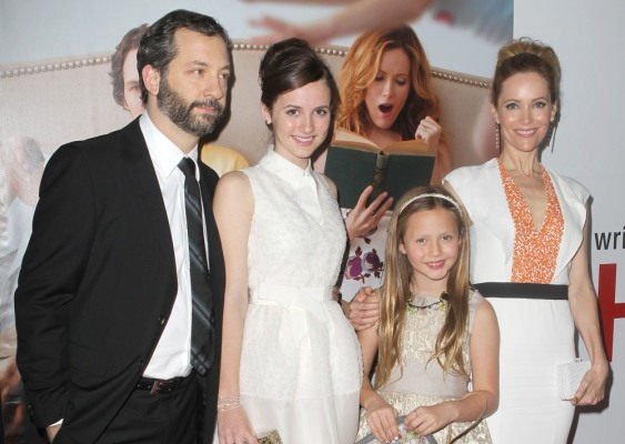 https://theimpactnews.com/wp-content/uploads/2013/01/This-is-40-Real-Family.jpg Leslie Mann Kids In This Is 40