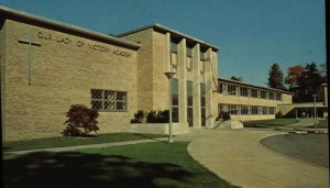 The former all girls high school, Our Lady of Victory, has been purchased by Mercy College.
