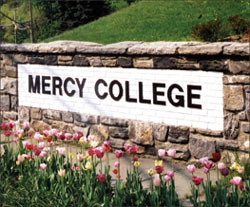 No rep. or bad rep.- All the same to Mercy College