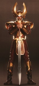 Idris Alba as Heimdall