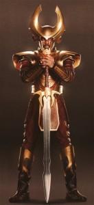 Idris Alba as Heimdall