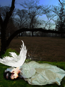 Angel of Mercy by Sasha Majette