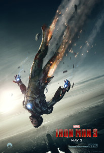 Iron Man 3 Releases Official Trailer