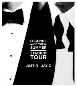Justin Timberlake and Jayz