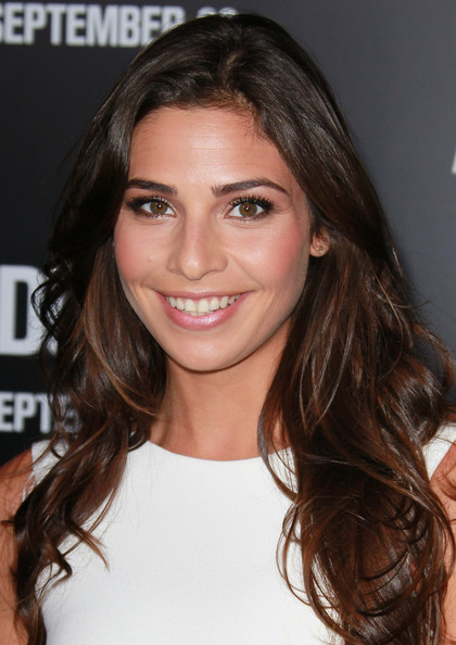 """ACTRESS - ANA AYORA WHO PLAYS THE BIOLOGICAL SISTER TO THE GROOM IN MOVIE """"THE BIG WEDDING""""."""