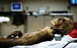 Unidentified Body in Arizona Morgue