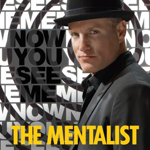 "ACTOR - WODDY HARRELSON PLAYING ""THE MENTALIST."""