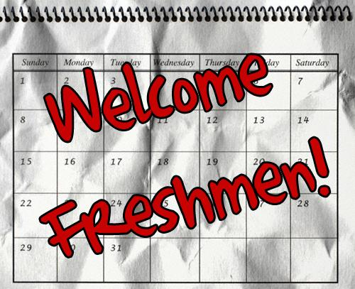 Seven helpful tips for Mercy freshmen
