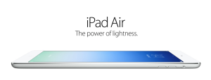 Lighter than Air: The New iPad