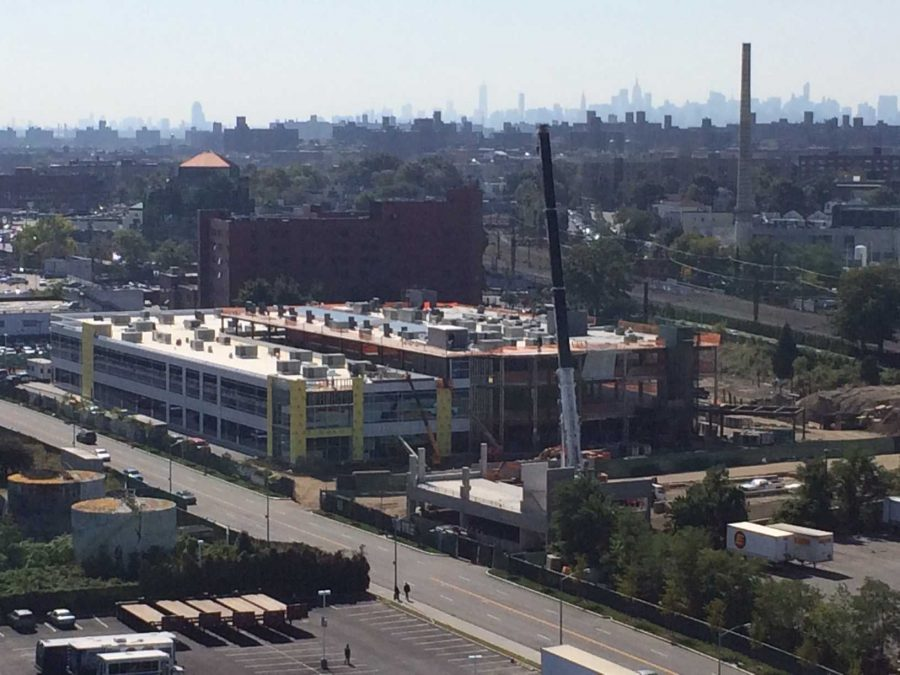Bronx Campus Surroundings Is Getting A Make Over