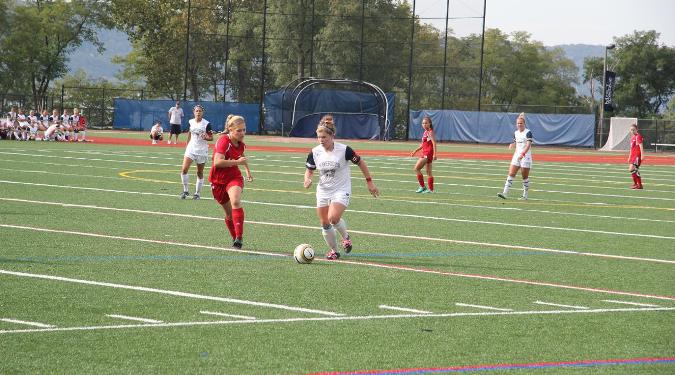 Women's Soccer Undefeated At Home, 9-1 Overall