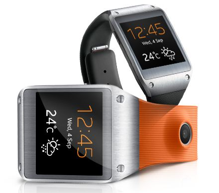Samsung Unveils Smart Watch