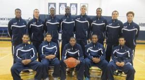 Men's Basketball looks to bounce back this season