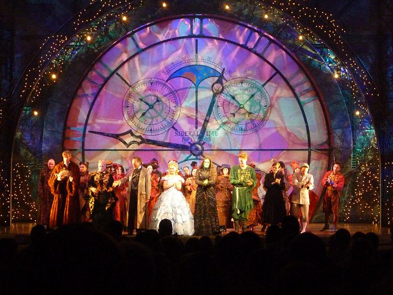 Broadway Musical Wicked Review
