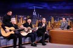 Jimmy Fallon's Tonight Show Takeover