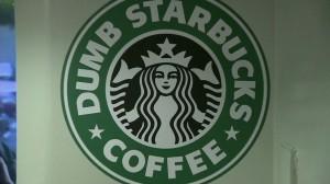 'Dumb Starbucks' a work of parody art, or a 'dumb' idea?