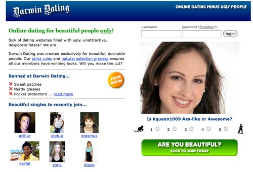 Ugly ball dating website