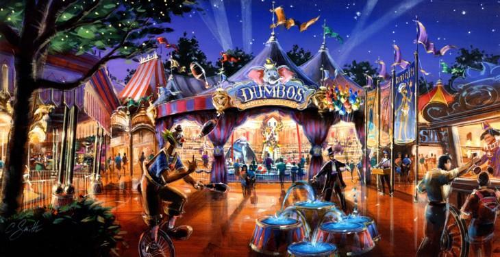 disney fantasyland expansion disney imagineering interview