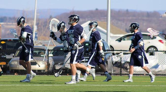 Men's Lacrosse seeks ultimate goal: Championship