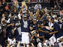 UCONN HUSKIES NATIONAL CHAMPS!