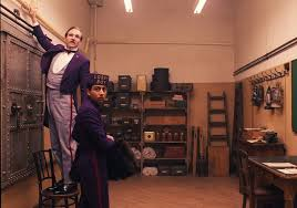 Check in to The Grand Budapest Hotel this speing!