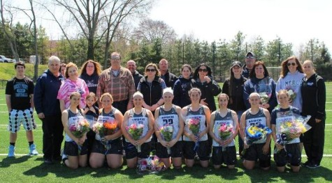 The Mavericks held their senior day last week to honor the seniors on the squad