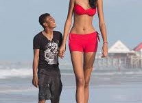 Problems of a Tall Girl