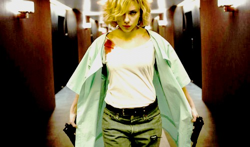 From Bang Bang to the Big Bang in Luc Besson's, 'Lucy'