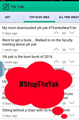 Yik Yak Is For Losers