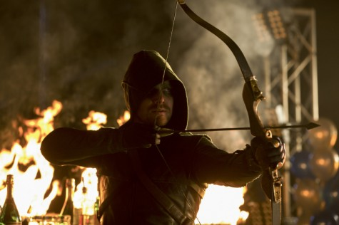 Arrow- Episodes 1-3