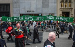 LGBT Marches in NYC St. Patrick's Day Parade