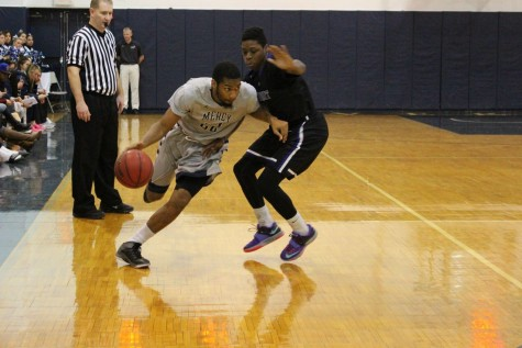 Brown Makes Huge Impact in First Season for Men's Basketball