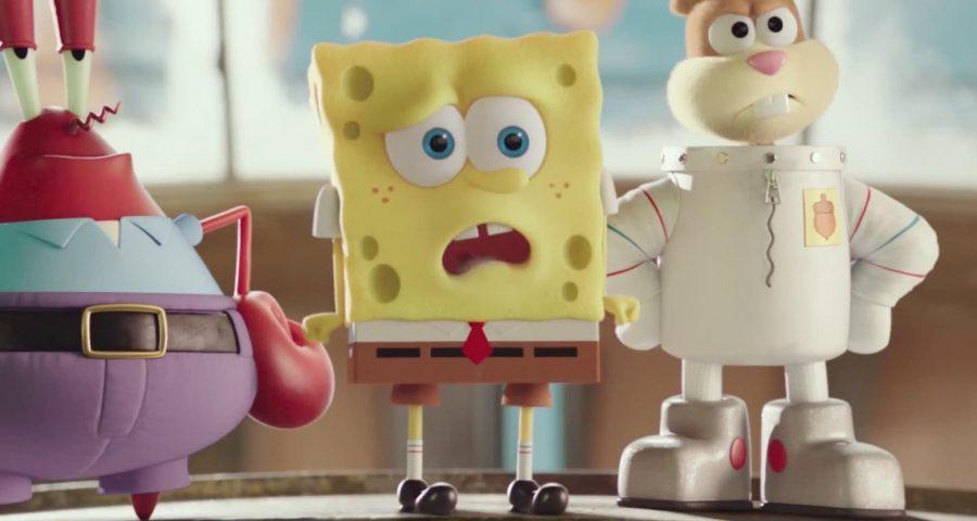 SpongeBob%3A+Sponge+Out+Of+Water+A+Crowd+Pleaser