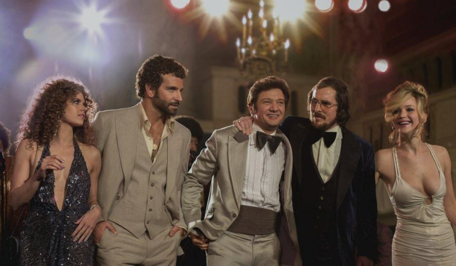 American Hustle: The Contemporary Film Noir?