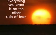 The Struggle With Being Fearless