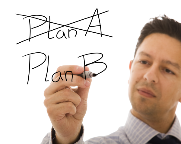 Back Up Plan: A Smart Choice or A Reflection of Your Failure