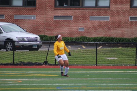 Augustine Recovers From Injury For Stellar Season; Soccer Wins ECAC Tournament Game