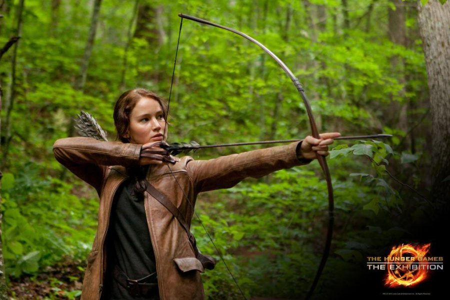 The Hunger Games Exhibition: A Journey Through The Life of Katniss Everdeen