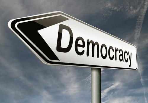 A Democratic Choice To Be Considered By The Middle East