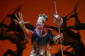 Lion King On Broadway A Spectacle