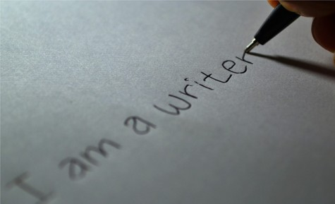 I Write, But I'm Not a Writer
