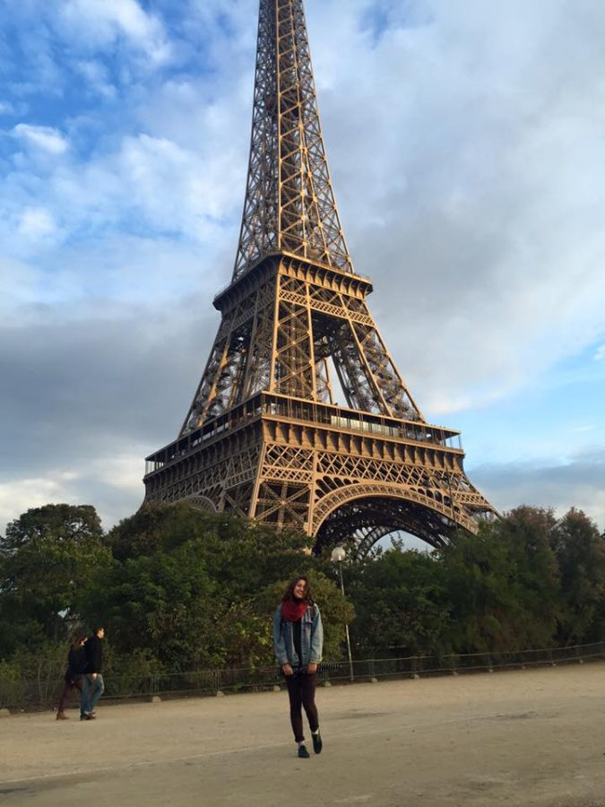 Four+Mavericks+Abroad+In+Paris+During+Attacks