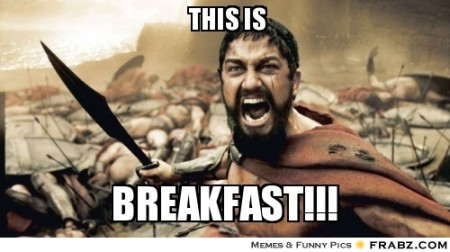 Nine Best Breakfast Foods