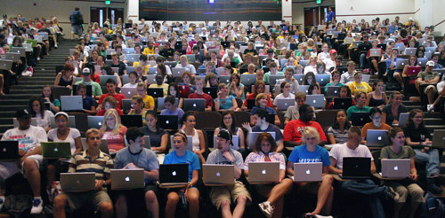 Study Claims College Students Are Too Attached To Technology