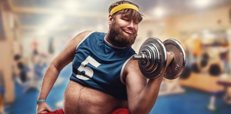 14 Faces Of Getting Fit