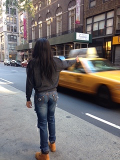 Cali girl living in the Big Apple