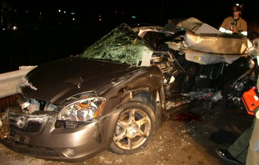 dangers of drinking and driving