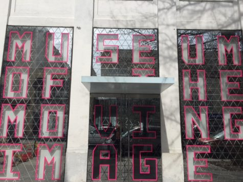 Media Studies Students Explore the Museum of the Moving Image
