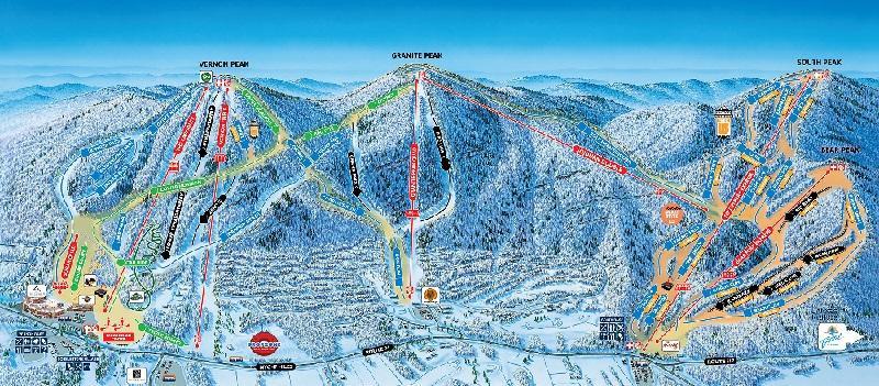 Ski Trip to Mountain Creek